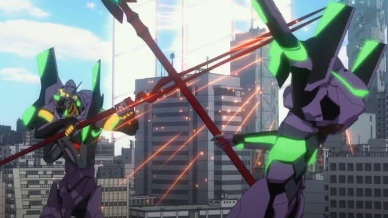Último filme de Evangelion terá primeiros minutos publicados no YouTube