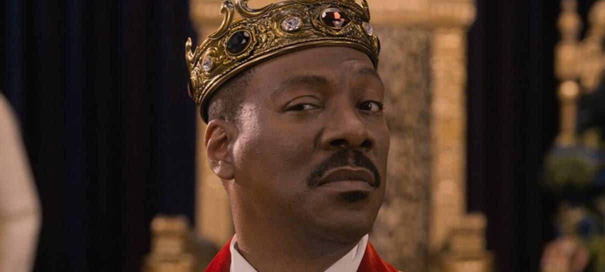 Eddie Murphy quer fazer Um Príncipe em Nova York 3 quando tiver 75 anos