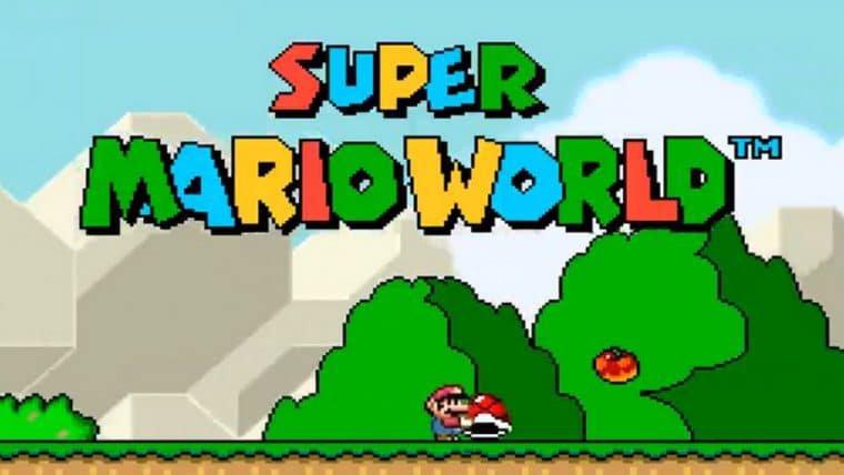 Vídeo mostra Super Mario World otimizado para rodar em widescreen