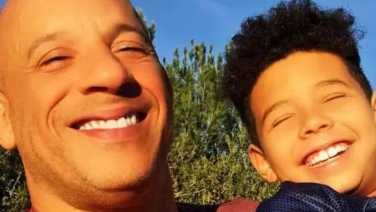 Filho de Vin Diesel vai interpretar Dominic Toretto criança em Velozes e Furiosos 9