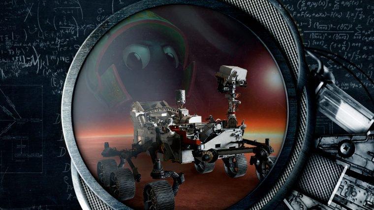 Perseverance e a busca da vida em Marte