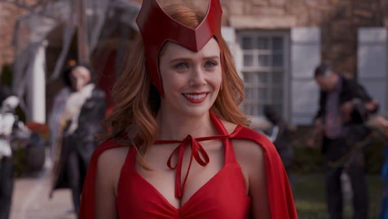 Elizabeth Olsen ajudou no design do uniforme da Wanda em WandaVision