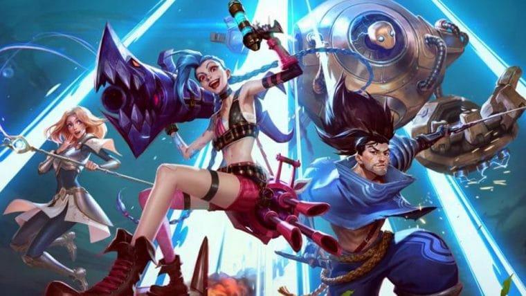Beta aberto de League of Legends: Wild Rift ganha data de lançamento no Brasil