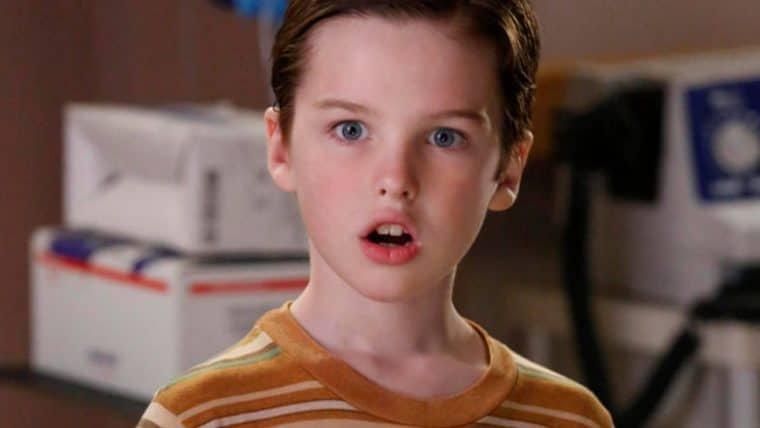 Young Sheldon é renovada até a temporada 7