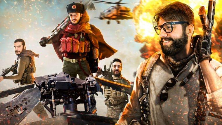 Call of Duty: Warzone - Rei do gulag