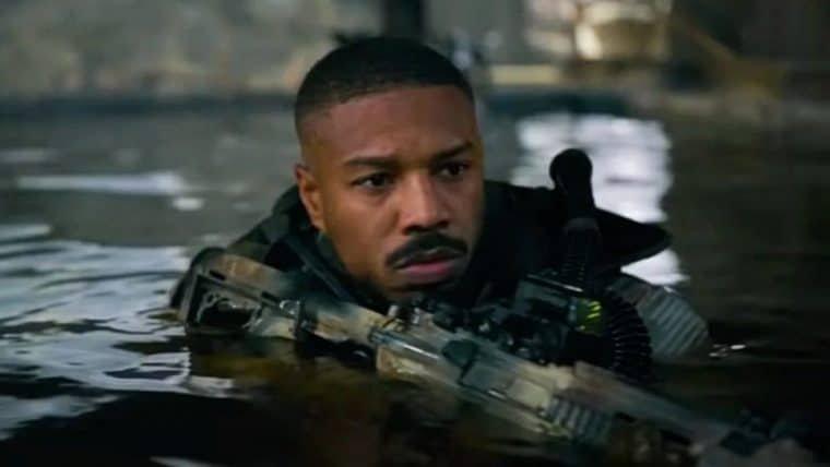 Michael B. Jordan mostra sua fúria em trailer de Sem Remorso