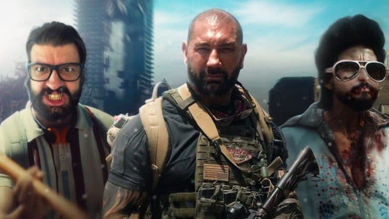 Release the #ZumbiCut - Army of the Dead: Invasão em Las Vegas