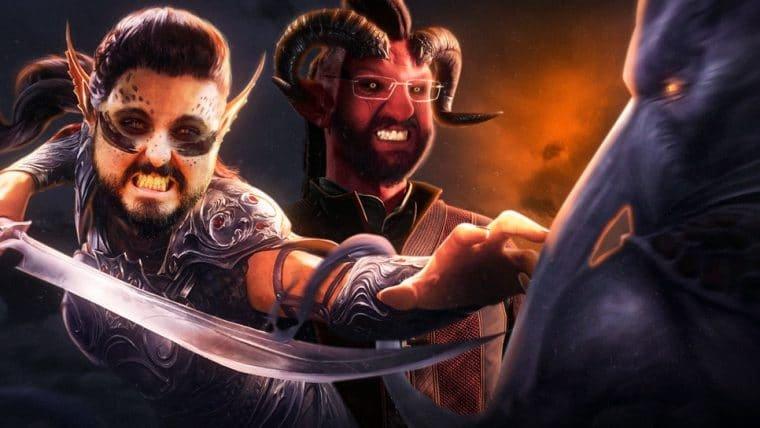Baldur's Gate III - Isso é D&D!