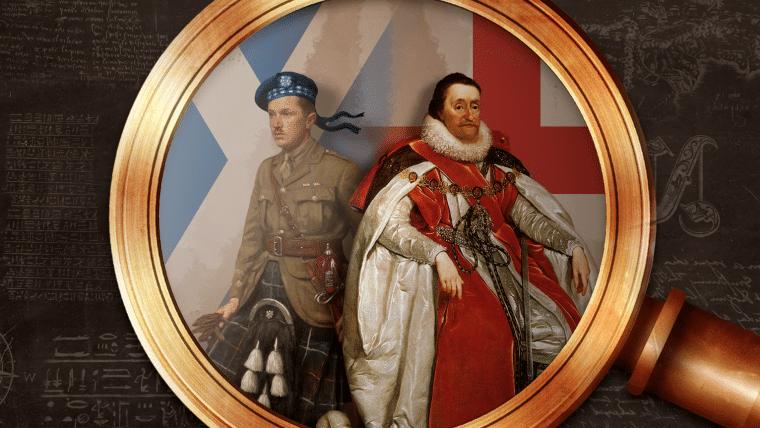 As guerras entre Escócia e Inglaterra