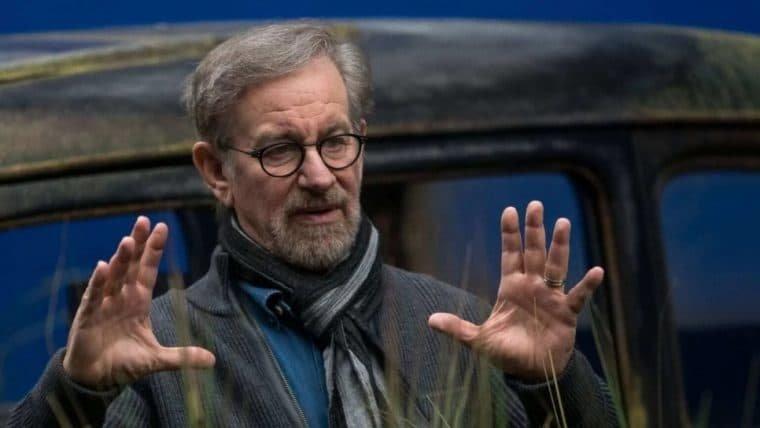 Batman: O Cavaleiro das Trevas é um dos filmes favoritos de Steven Spielberg