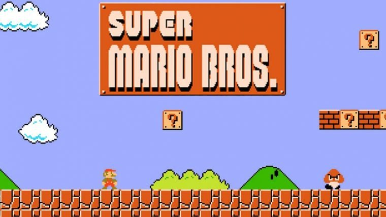 Cartucho lacrado de Super Mario Bros. é vendido por US$ 660 mil e quebra recorde