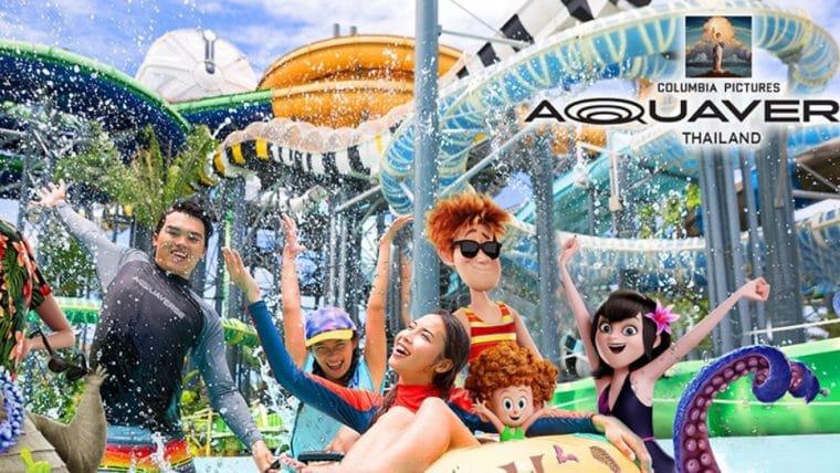 Sony anuncia abertura do Aquaverse, primeiro parque aquático do estúdio