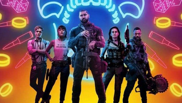 Netflix divulga pôster de Army of the Dead – Invasão em Las Vegas, filme de Zack Snyder
