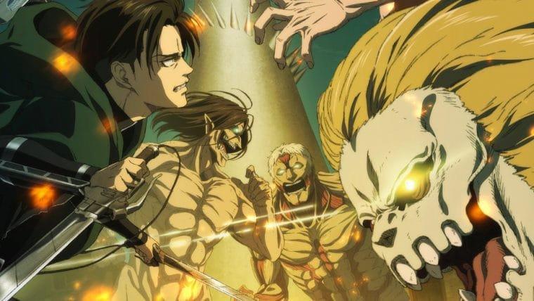 Attack on Titan terá cartões postais celebrando o fim do mangá