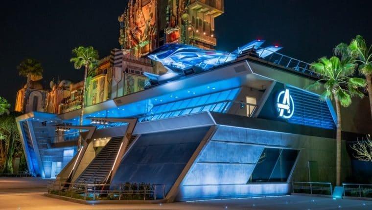 Avengers Campus, área dos Vingadores na Disney California, ganha teaser com atrações