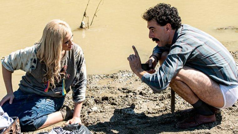 Borat 2 ganhará versão estendida com cenas inéditas e de bastidores; assista ao trailer