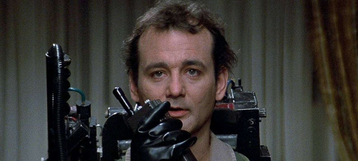 Bill Murray acredita que foi enganado para gravar Os Caça-Fantasmas 2