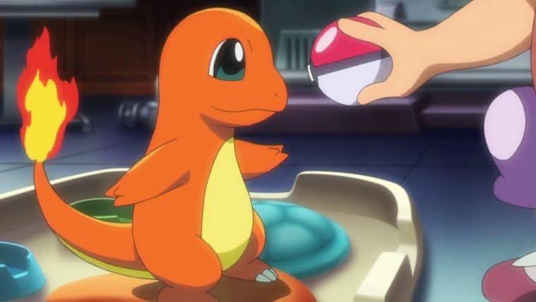 Charmander é o Pokémon favorito dos brasileiros, aponta pesquisa