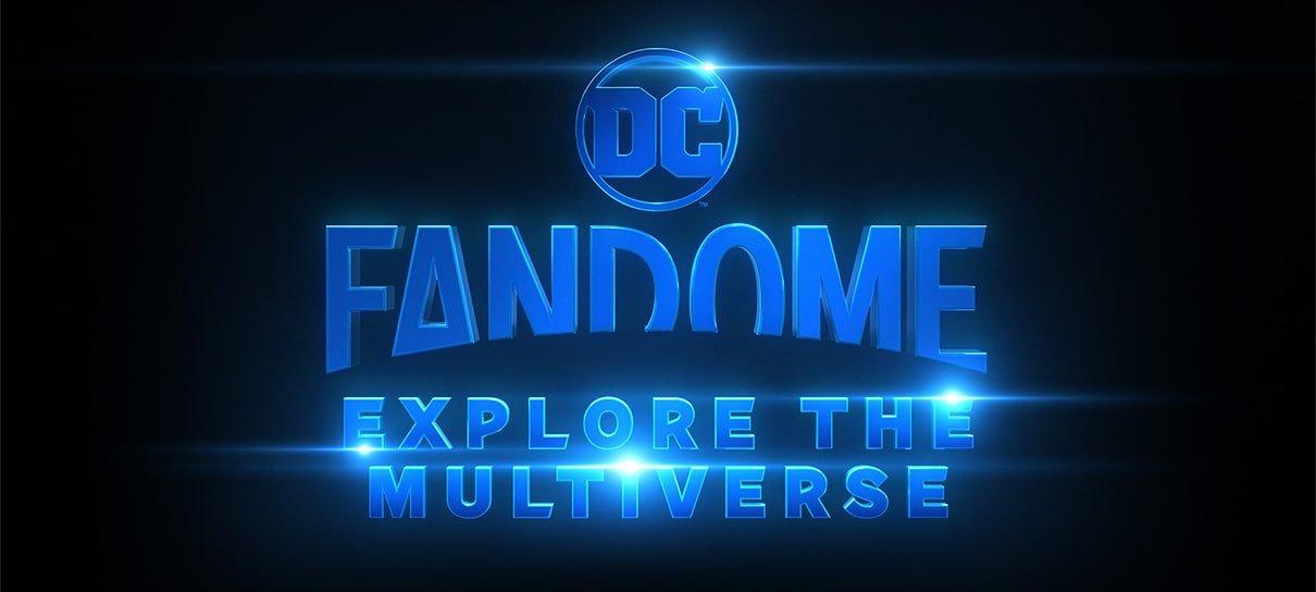 Segunda edição do DC FanDome tem data confirmada - NerdBunker