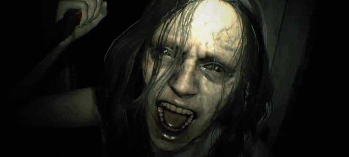 Desenvolvimento de Resident Evil Village começou antes do lançamento de RE7