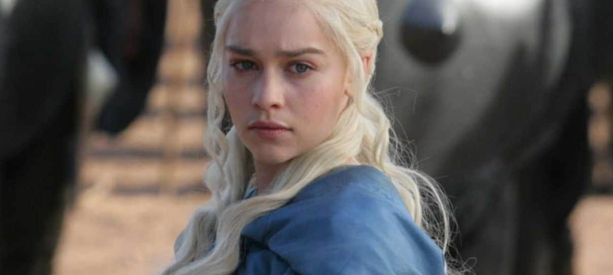Emilia Clarke, de Game of Thrones, vai lançar HQ