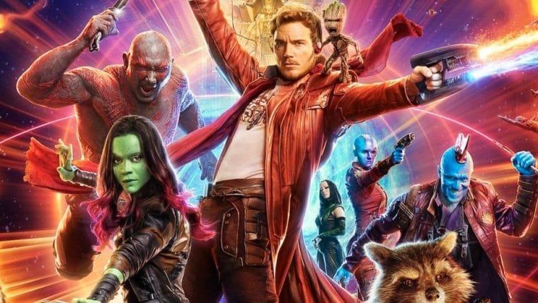 James Gunn é zoado por Mark Hamill ao terminar Especial de Natal de Guardiões da Galáxia