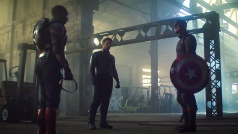 Falcão e o Soldado Invernal ganha trailer para episódios finais