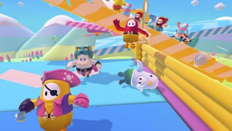 Fall Guys anuncia cross-play entre plataformas