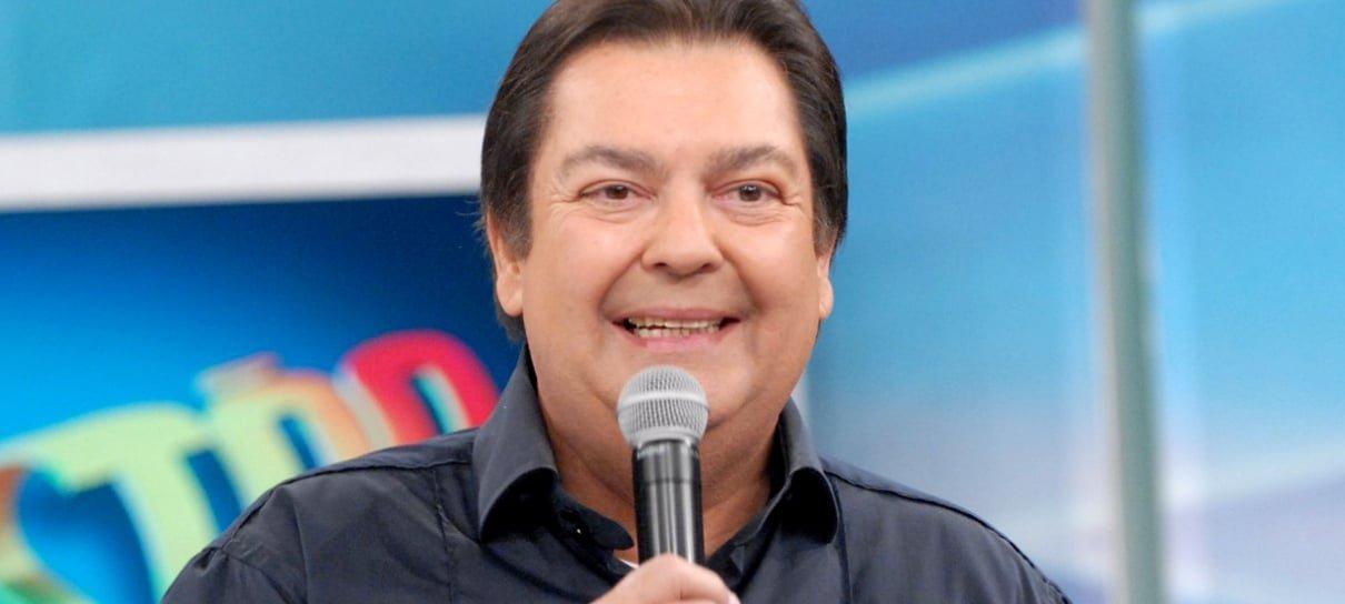 Faustão voltará para Band após 33 anos na Globo