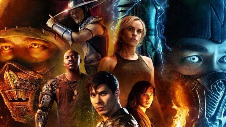 Filme de Mortal Kombat ganha pôster oficial feito por BossLogic