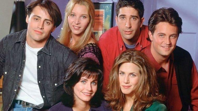 Gravações do especial de Friends começam na próxima semana, diz site