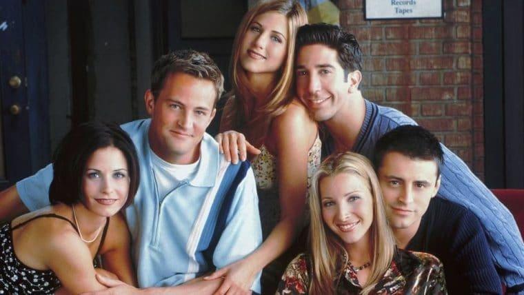 Episódio especial de Friends tem filmagens encerradas