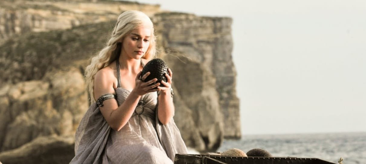 Joalheria anuncia ovo de dragão de Game of Thrones de US$ 2,2 milhões