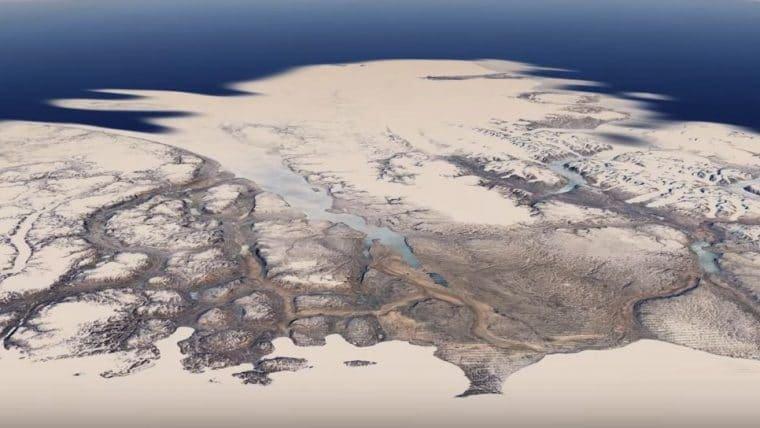 Google Earth anuncia funcionalidade de timelapse