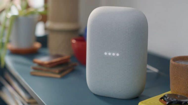 Google Nest Audio, a caixa de som inteligente, chega ao Brasil