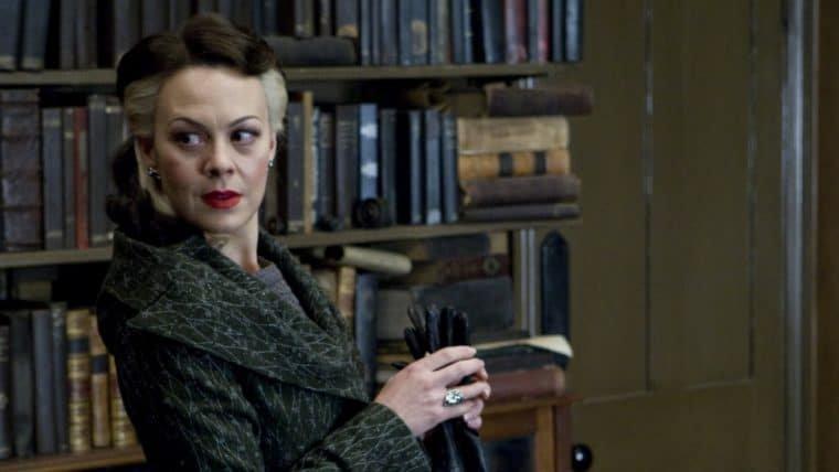 Helen McCrory, a Narcissa Malfoy de Harry Potter, morre aos 52 anos