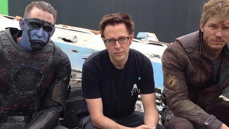 James Gunn cogita trocar cinema por televisão após Guardiões da Galáxia Vol. 3
