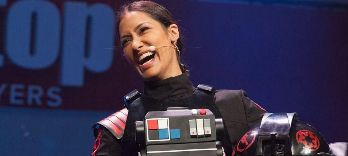 Janina Gavankar, de Star Wars: Battlefront II, entra para elenco do filme de Borderlands