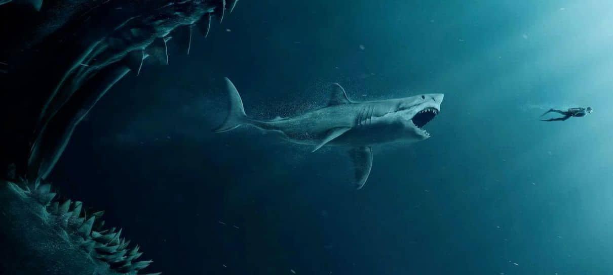 Jason Statham confirma presença na sequência de Megatubarão
