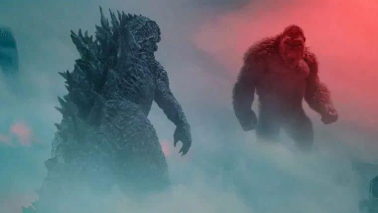 Legendary negocia para produzir mais um filme de Godzilla vs. Kong