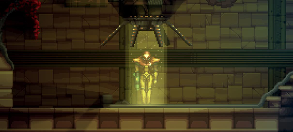 Metroid Prime ganha remake em 2D feito por fãs