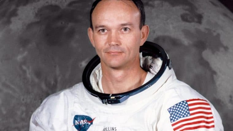 Michael Collins, astronauta do Apollo 11, morre aos 90 anos