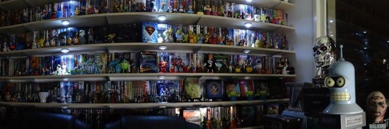 A estante de Juliano, do Blog do Jotacê
