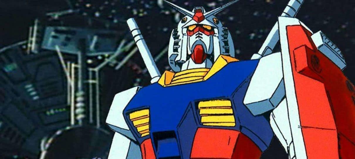 Netflix anuncia filme live-action de Gundam