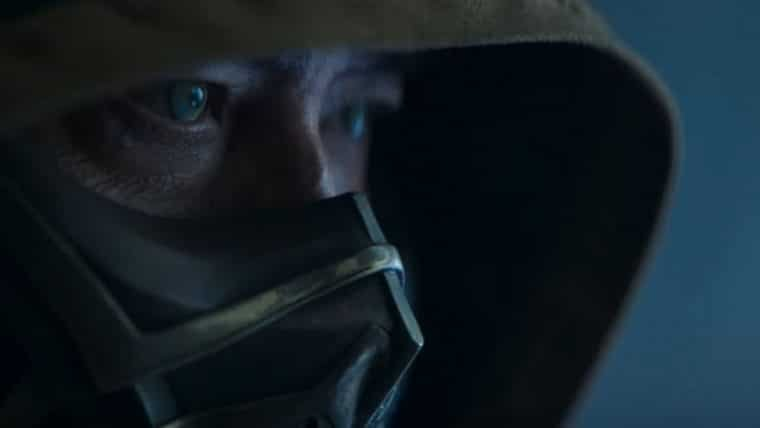 Scorpion e Sub-Zero tem confronto violento em trecho de Mortal Kombat