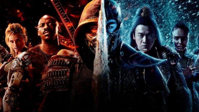 Mortal Kombat supera Godzilla vs. Kong e se torna a maior estreia do HBO Max