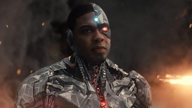 Ray Fisher voltaria a viver o Ciborgue, se a Warner pedir desculpas