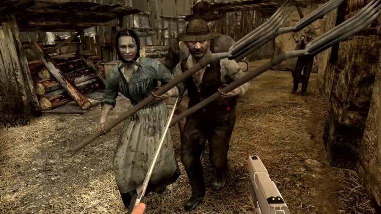 Resident Evil 4 será lançado para Realidade Virtual