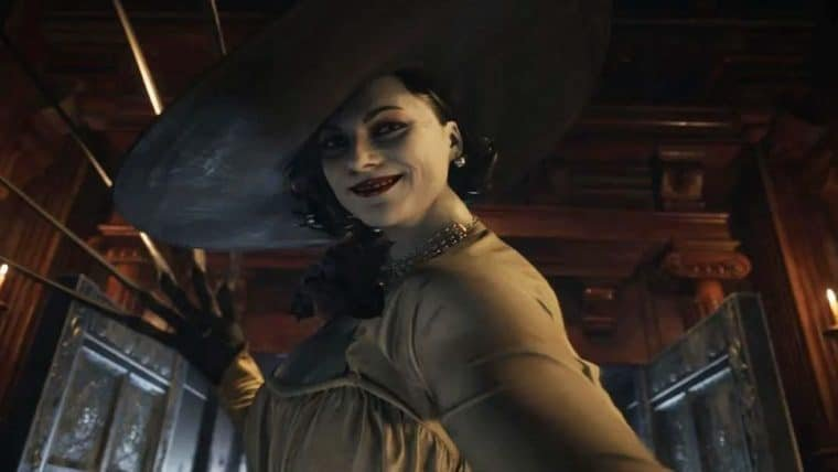 Lady Dimitrescu, de Resident Evil Village, foi criada a partir de personagem do RE7