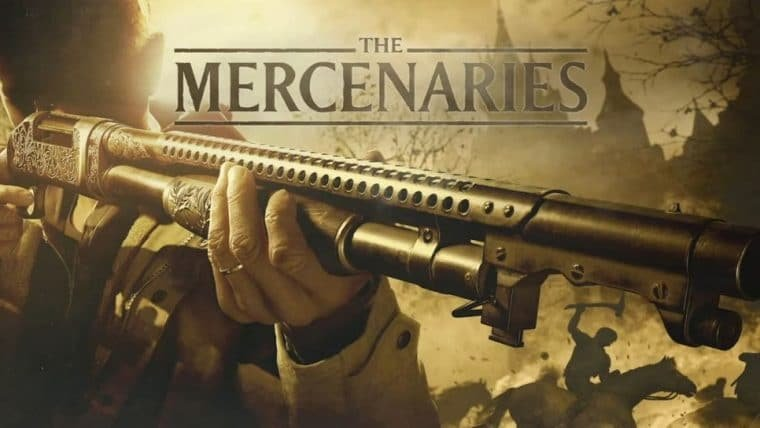 Resident Evil Village terá modo extra The Mercenaries